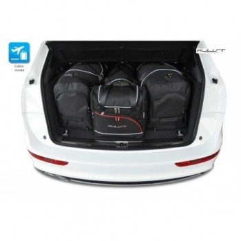 Tailored suitcase kit for Audi Q5 8R (2008 - 2016)