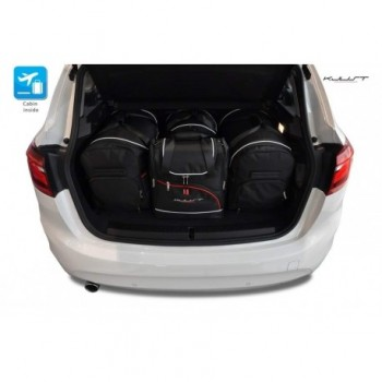 Tailored suitcase kit for BMW 2 Series F45 Active Tourer (2014 - Current)