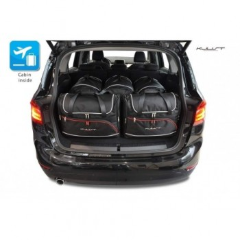 Tailored suitcase kit for BMW 2 Series F46 5 seats (2015 - Current)