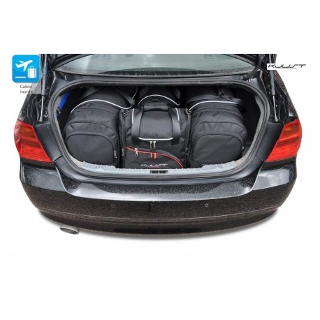 Tailored suitcase kit for BMW 3 Series E90 Sedan (2005 - 2011)