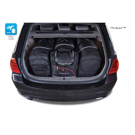 Tailored suitcase kit for BMW 3 Series E91 Touring (2005 - 2012)