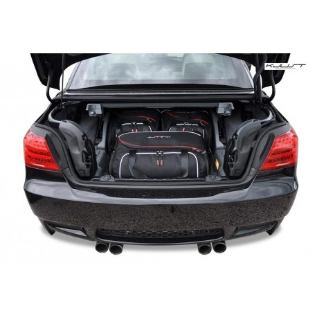 Tailored suitcase kit for BMW 3 Series E93 Cabriolet (2007 - 2013)