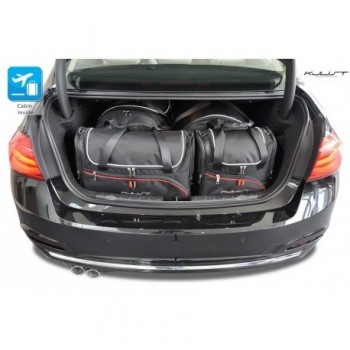 Tailored suitcase kit for BMW 3 Series F30 Sedan (2012 - 2019)