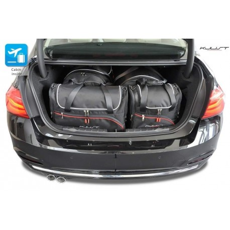 Tailored suitcase kit for BMW 3 Series F30 Sedan (2012 - 2019)