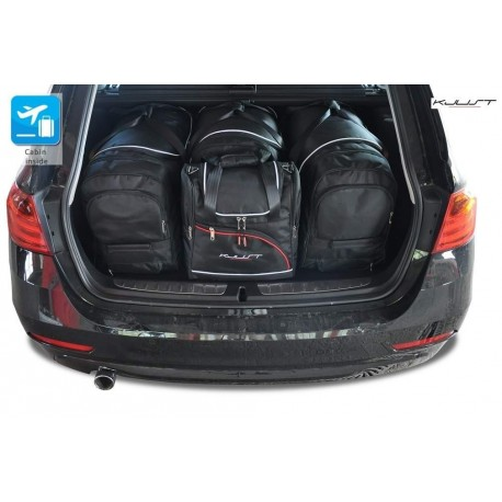 Tailored suitcase kit for BMW 3 Series F31 Touring (2012 - Current)