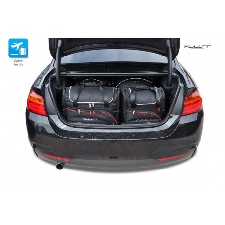 Tailored suitcase kit for BMW 4 Series F32 Coupé (2013 - Current)