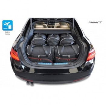 Tailored suitcase kit for BMW 4 Series F36 Gran Coupé (2014 - Current)