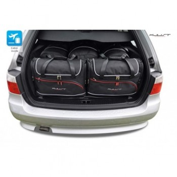 Tailored suitcase kit for BMW 5 Series E61 Touring (2004 - 2010)