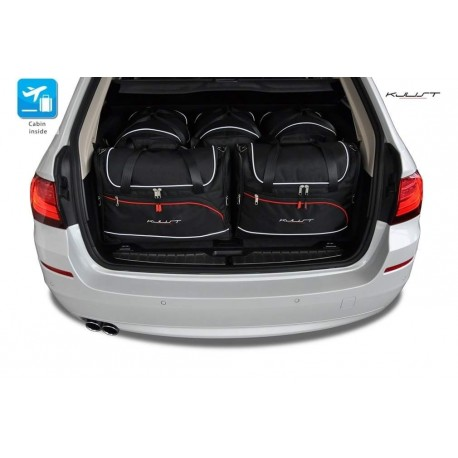 Tailored suitcase kit for BMW 5 Series F11 Restyling Touring (2013 - 2017)