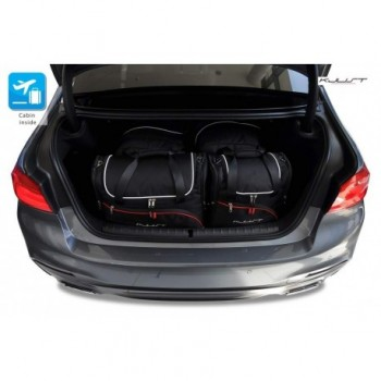 Tailored suitcase kit for BMW 5 Series G30 Sedan (2017 - Current)