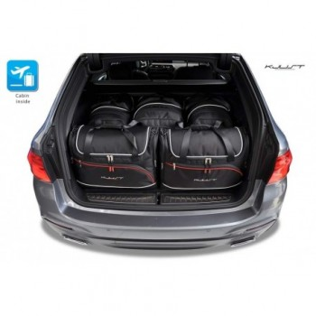 Tailored suitcase kit for BMW 5 Series G31 Touring (2017 - Current)