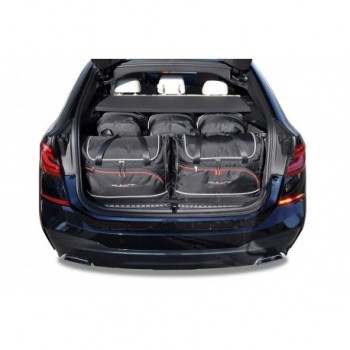 Tailored suitcase kit for BMW 6 Series G32 Gran Turismo (2017 - Current)