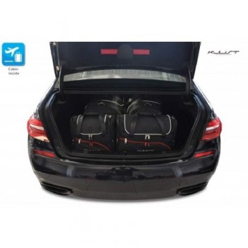 Tailored suitcase kit for BMW 7 Series G11 short (2015-Current)