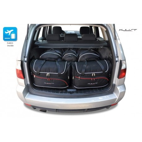 Tailored suitcase kit for BMW X3 E83 (2004 - 2010)