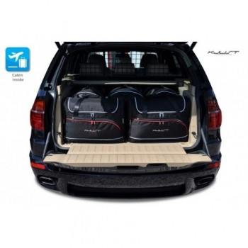 Tailored suitcase kit for BMW X5 E70 (2007 - 2013)