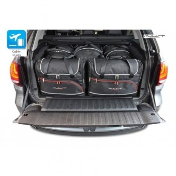 Tailored suitcase kit for BMW X5 F15 (2013 - 2018)