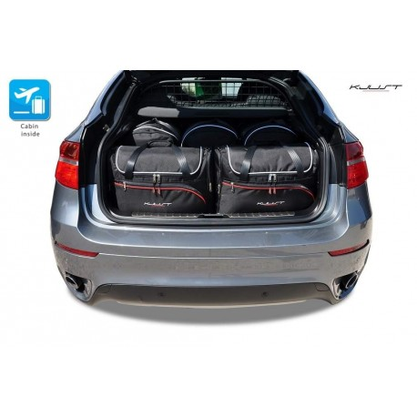 Tailored suitcase kit for BMW X6 E71 (2008 - 2014)