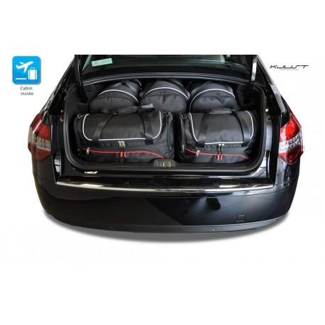 Tailored suitcase kit for Citroen C5 Sedan (2008 - 2017)
