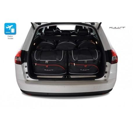 Tailored suitcase kit for Citroen C5 Tourer (2008 - 2017)
