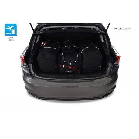 Tailored suitcase kit for Fiat Tipo 5 doors (2017 - Current)