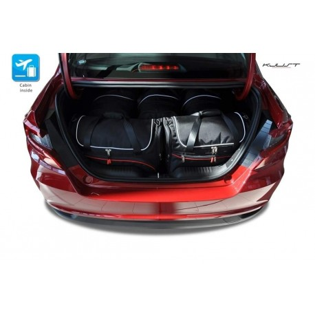 Tailored suitcase kit for Fiat Tipo Sedan (2016 - Current)