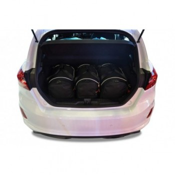 Tailored suitcase kit for Ford Fiesta MK7 (2017 - Current)