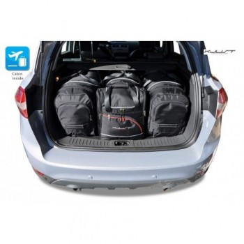 Tailored suitcase kit for Ford Kuga (2011 - 2013)