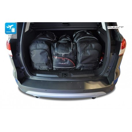 Tailored suitcase kit for Ford Kuga (2013 - 2016)