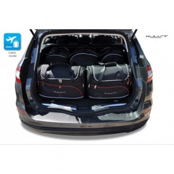Tailored suitcase kit for Ford Mondeo MK5 touring (2013 - 2019)
