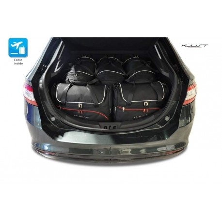 Tailored suitcase kit for Ford Mondeo Mk5 5 doors (2013 - 2019)