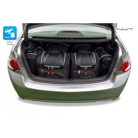 Tailored suitcase kit for Honda Accord Sedan (2008 - 2012)