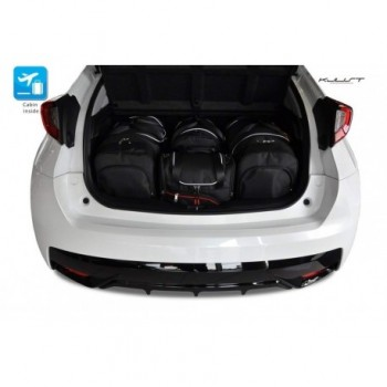Tailored suitcase kit for Honda Civic (2012 - 2017)