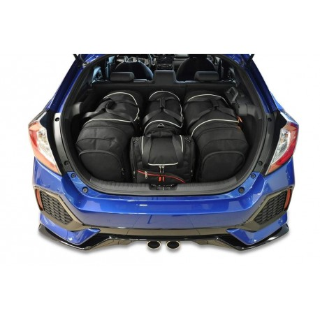 Tailored suitcase kit for Honda Civic (2017 - Current)
