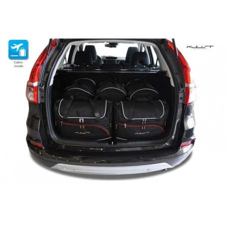 Tailored suitcase kit for Honda CR-V (2012 - Current)
