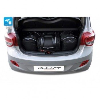 Tailored suitcase kit for Hyundai i10 (2013 - Current)
