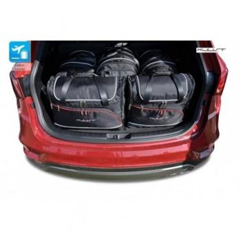 Tailored suitcase kit for Hyundai Santa Fé 5 seats (2012 - 2018)