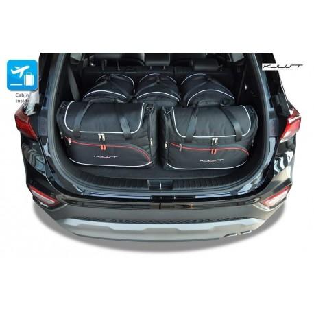 Tailored suitcase kit for Hyundai Santa Fé 7 seats (2018 - Current)