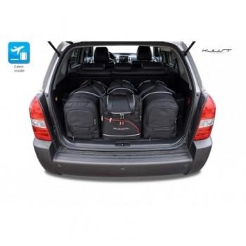 Tailored suitcase kit for Hyundai Tucson (2004 - 2009)