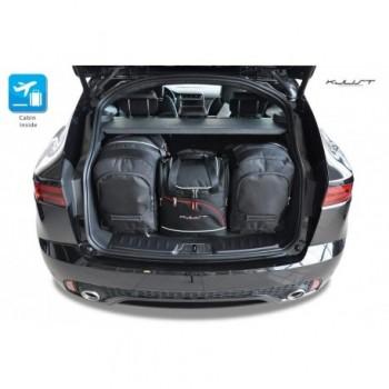 Tailored suitcase kit for Jaguar E-Pace