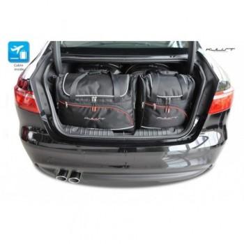 Tailored suitcase kit for Jaguar XF Sedan (2015 - Current)