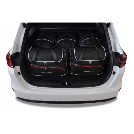 Tailored suitcase kit for Kia Ceed Tourer (2018 - Current)