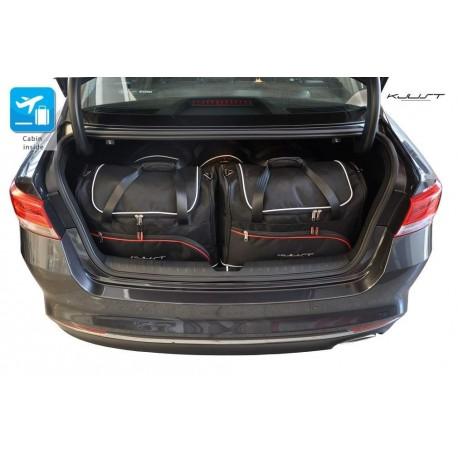 Tailored suitcase kit for Kia Optima Sedan (2015 - Current)