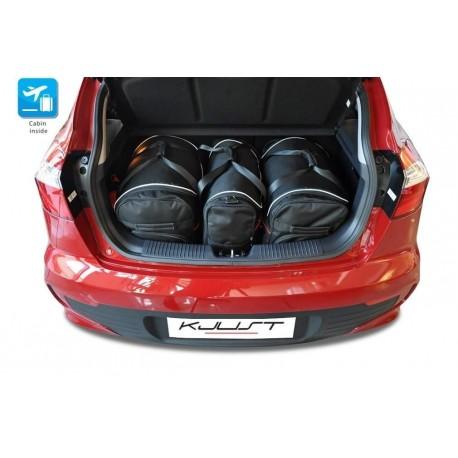 Tailored suitcase kit for Kia Rio (2011 - 2017)