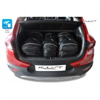 Tailored suitcase kit for Kia Stonic