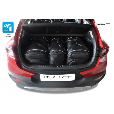Tailored suitcase kit for Kia Stonic