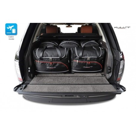 Tailored suitcase kit for Land Rover Range Rover (2012 - Current)