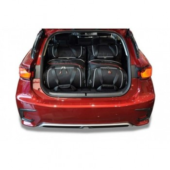 Tailored suitcase kit for Lexus CT (2014 - Current)