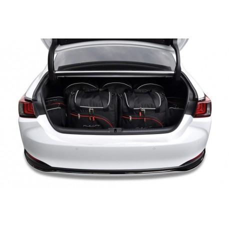 Tailored suitcase kit for Lexus ES