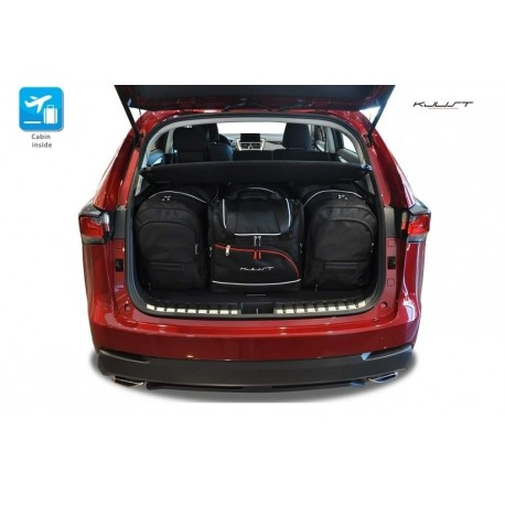 Tailored suitcase kit for Lexus NX