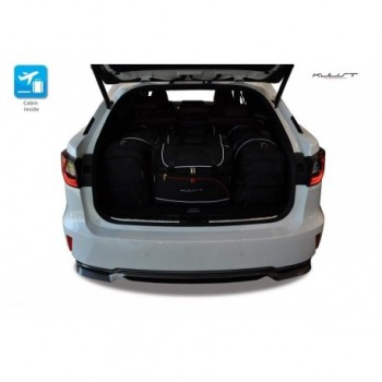Tailored suitcase kit for Lexus RX (2016 - Current)